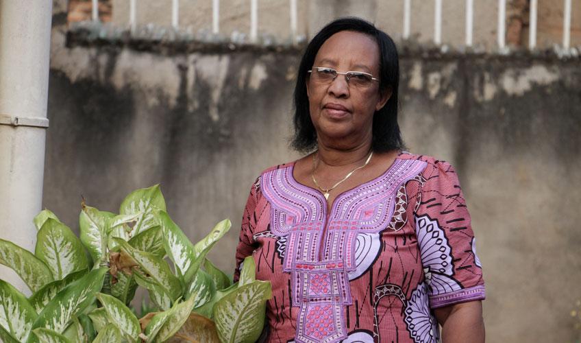 Portrait of Josephine in her community
