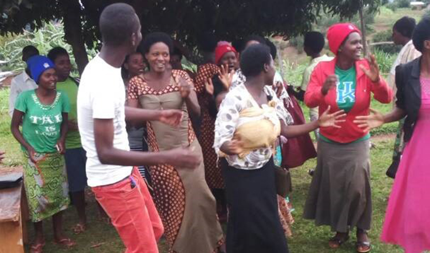 Promotion of social cohesion among the youth in Musanze.
